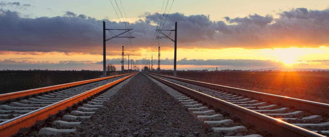 Železniční přeprava